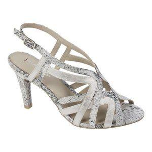 Rialto Women's Open Toe Slingback Sandals Size 7